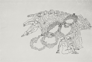 Endless drawings, 2004-2008 - image6
