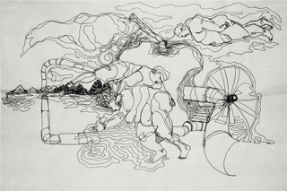 Endless drawings, 2004-2008 - image8