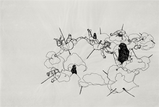 Endless drawings, 2004-2008 - image12